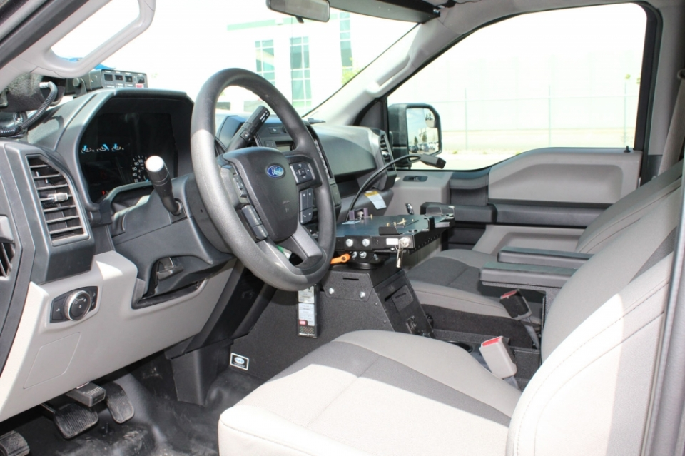 Enhancing Safety for All Through Police Vehicle Accessories