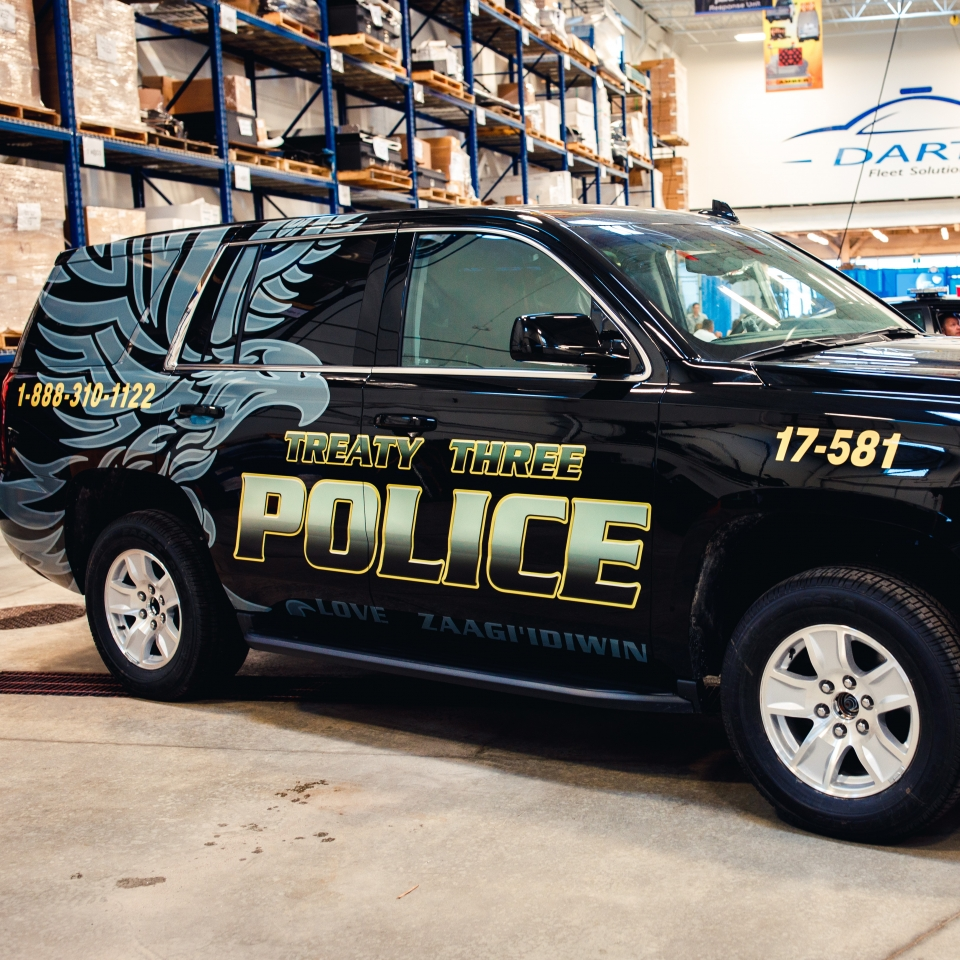 Reliable Police Vehicle Equipment is Key for Successful Police Operations