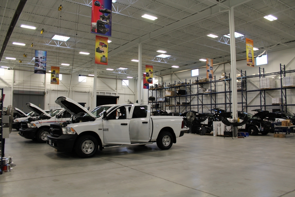 The Value of Professional Custom Vehicle Outfitters